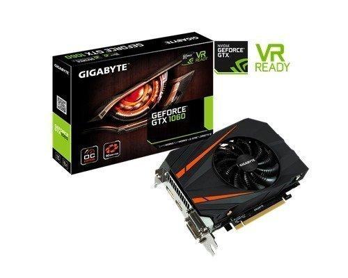 Gigabyte Geforce Gtx 1060 Itx Oc