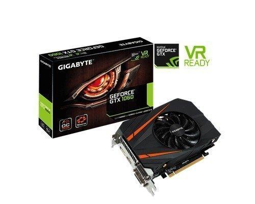 Gigabyte Geforce Gtx 1060 Mini Itx Oc 6gb