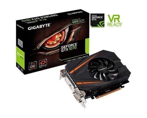 Gigabyte Geforce Gtx 1070 Mini Itx Oc 8gb