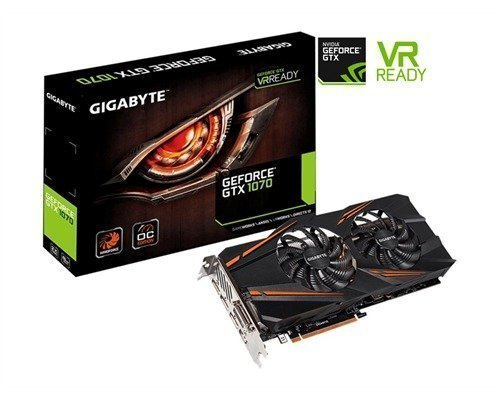 Gigabyte Geforce Gtx 1070 Windforce 2x 8gb
