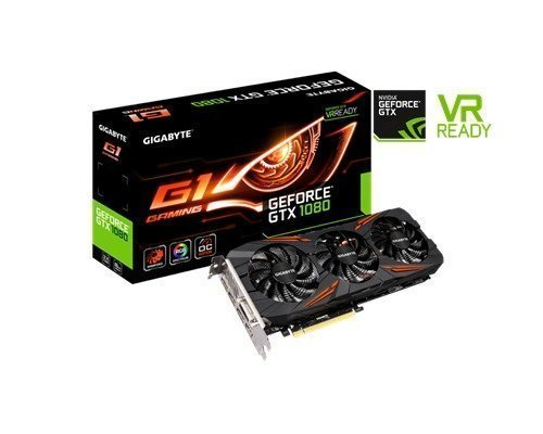 Gigabyte Geforce Gtx 1080 G1 Gaming