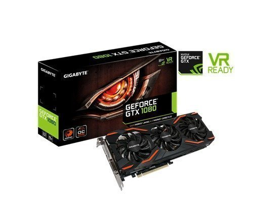 Gigabyte Geforce Gtx 1080 Windforce Oc