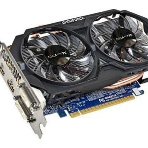 Gigabyte Geforce Gtx 750 Ti Oc 2gb