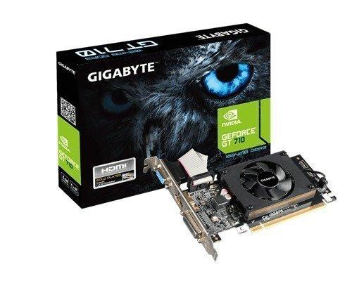 Gigabyte Gt 710 Low Profile 1gb