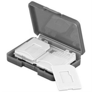 Goobay Storage Box 4x Sd-card