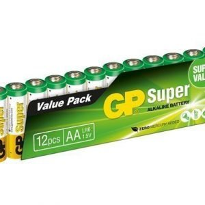 Gp Super Alkaline 15a S12