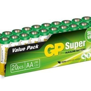 Gp Super Alkaline 15a S20