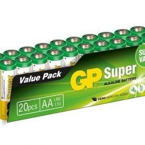 Gp Super Alkaline 15a S20