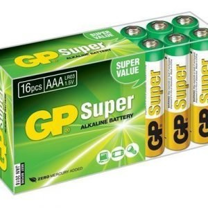 Gp Super Alkaline 24a-2b16