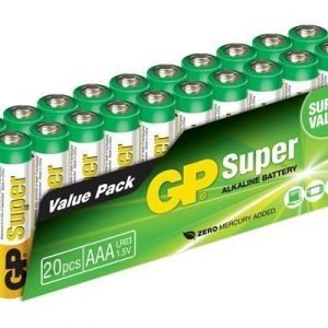 Gp Super Alkaline 24a S20