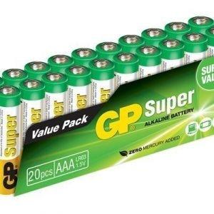 Gp Super Alkaline 24a S20