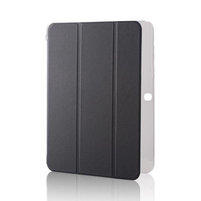 "GreenGo Suojakotelo Samsung Galaxy Tab 4 10.1 - musta"""