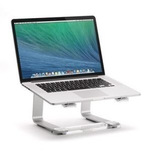 Griffin Elevator Stand For Laptops Silver