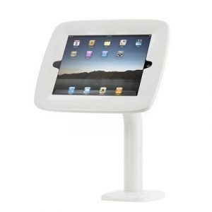 Griffin Kiosk Desktop All Ipad Versions White Grey