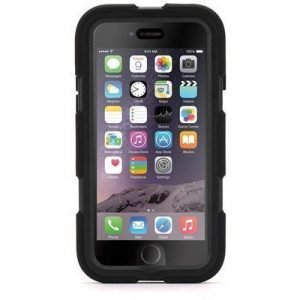 Griffin Survivor All-terrain Iphone 6/6s Musta