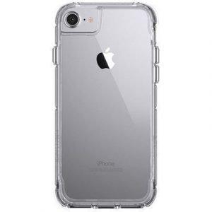 Griffin Survivor Clear Takakansi Matkapuhelimelle Iphone 7 Väritön