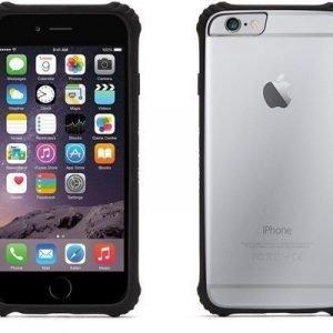 Griffin Survivor Core Takakansi Matkapuhelimelle Iphone 6/6s Musta