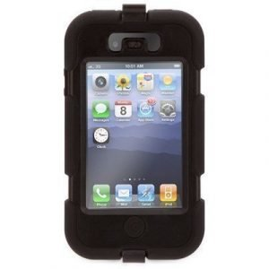 Griffin Survivor Iphone 4/4s Black/black
