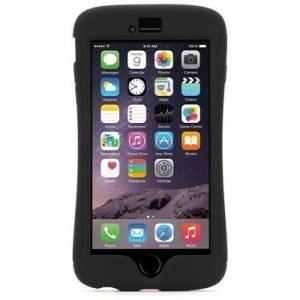 Griffin Survivor Slim Takakansi Matkapuhelimelle Iphone 6 Plus/6s Plus Musta