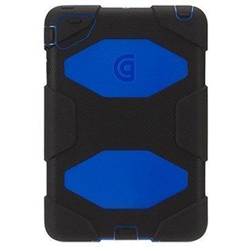 Griffin Survivor Suojakotelo iPad Mini iPad Mini 2 iPad Mini 3 Musta / Sininen