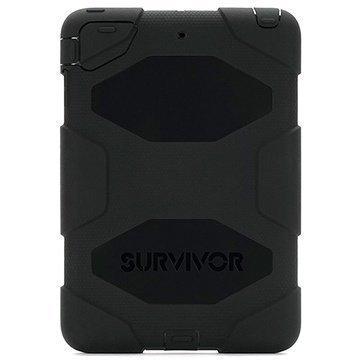 Griffin Survivor Suojakotelo iPad Mini iPad Mini 2 iPad Mini 3 Musta