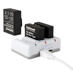 Hähnel Trio Charger Hero 3&4