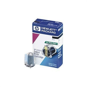 HP 2227 A QUIETJET CANON B 37 D 51604A Inkjet Cartridge Black