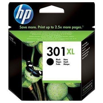 HP 301 Mustepatruuna XL Deskjet 1000 2540 AiO Officejet 2620 AiO Musta