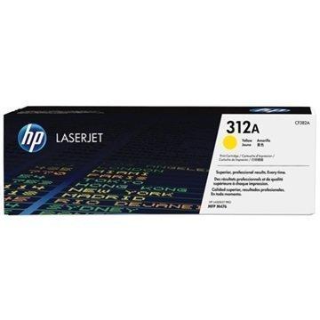 HP 312A Toner Color LaserJet Pro MFP M476dn M476dw M476nw Keltainen
