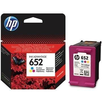 HP 652 Mustepatruuna F6V24AE 3 Väriä