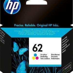 HP C2P06AE Nro 62 3-väri