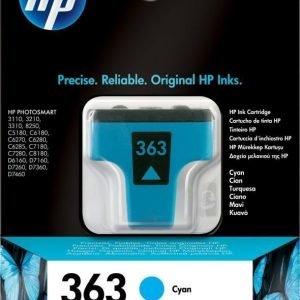 HP C8771EE Nr 363 cyan