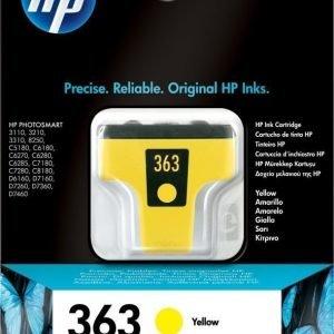 HP C8773EE Nr 363 keltainen