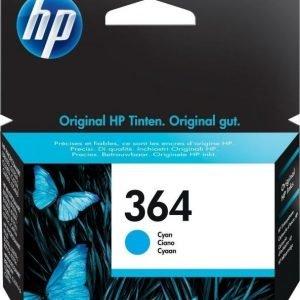 HP CB318EE nro 364 syaani