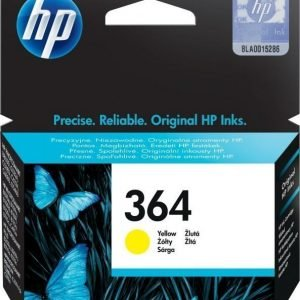 HP CB320EE nro 364 keltainen