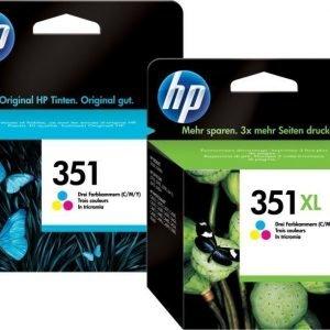 HP CB337EE Nr 351 3-väri