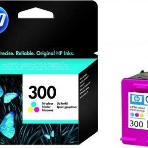 HP CC640EE Nr 300 musta