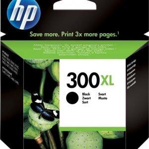 HP CC641EE nro 300XL musta