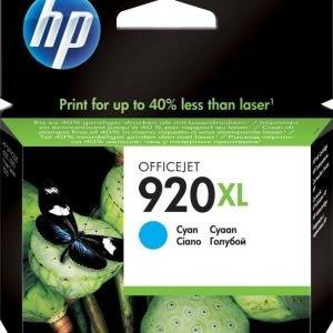 HP CD972AE 920XL syaani