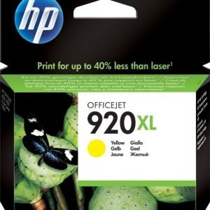 HP CD974AE 920XL keltainen