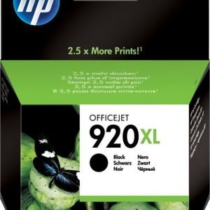 HP CD975AE 920XL musta