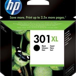 HP CH563EE nro 301XL musta