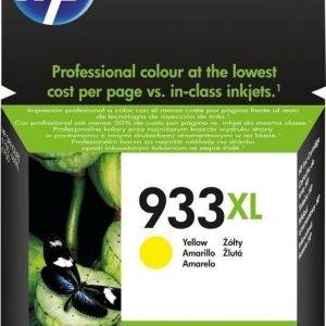 HP CN056AE nro 933XL keltainen