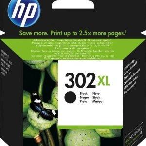 HP F6U68AE Nro 302XL musta