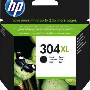 HP N9K08AE Nr 304XL svart