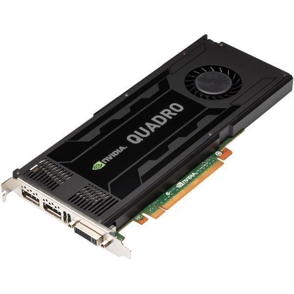 HP NVIDIA Quadro K4000 3GB Näytönohjain
