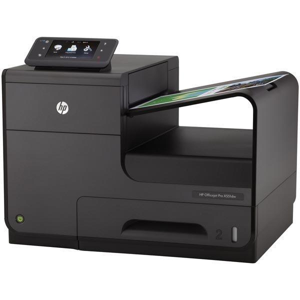 HP Officejet Pro X551dw - maailman nopein pöytätulostin