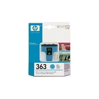 HP PHOTOSMART 8250 C8771EE#BA1 Inkjet Cartridge Cyan