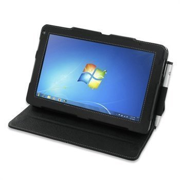 HP Slate 500 PDair Leather Case 3BHP5CBX2 Musta