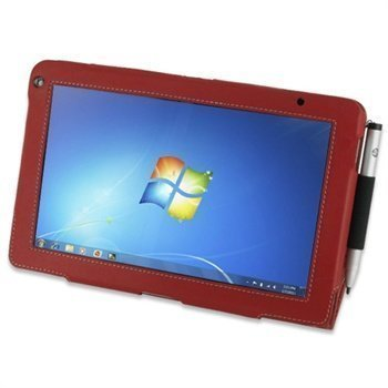 HP Slate 500 PDair Leather Case 3RHP5CBX1 Punainen